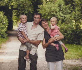 Franck Tourneret Photographe Portrait Famille Enfant