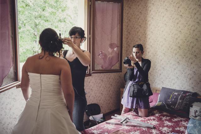 Mariage Cécile et Julien - Franck Tourneret Photographe Rodez A