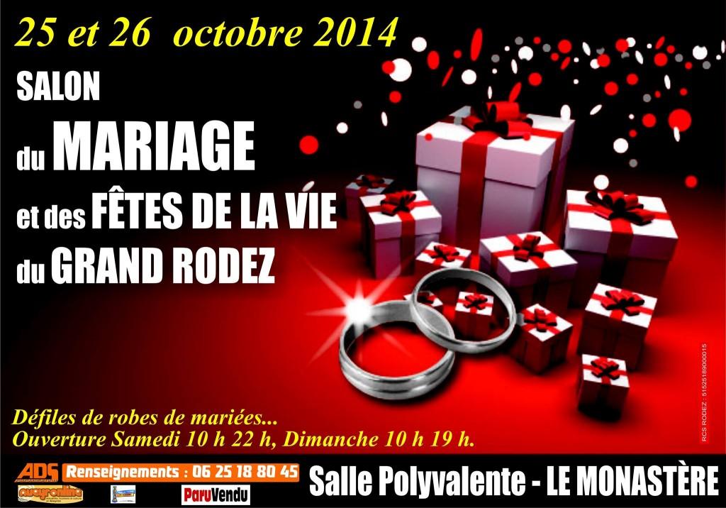 mariage, fêtes, salon, Grand Rodez