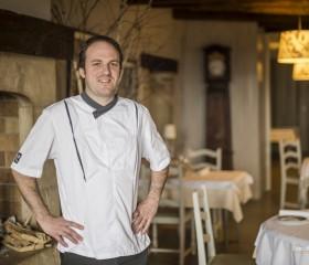 Guillaume Viala Franck Tourneret Photographe gastronomie Saint-Jacques Belvédère Bozouls Aveyron restaurant
