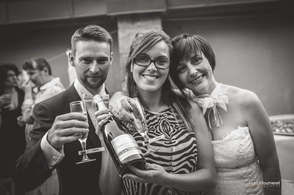 Cocktail Vin d'Honneur Mariage Photographe