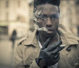 Franck Tourneret Photographe Stephane Ze Abudu Cigarette