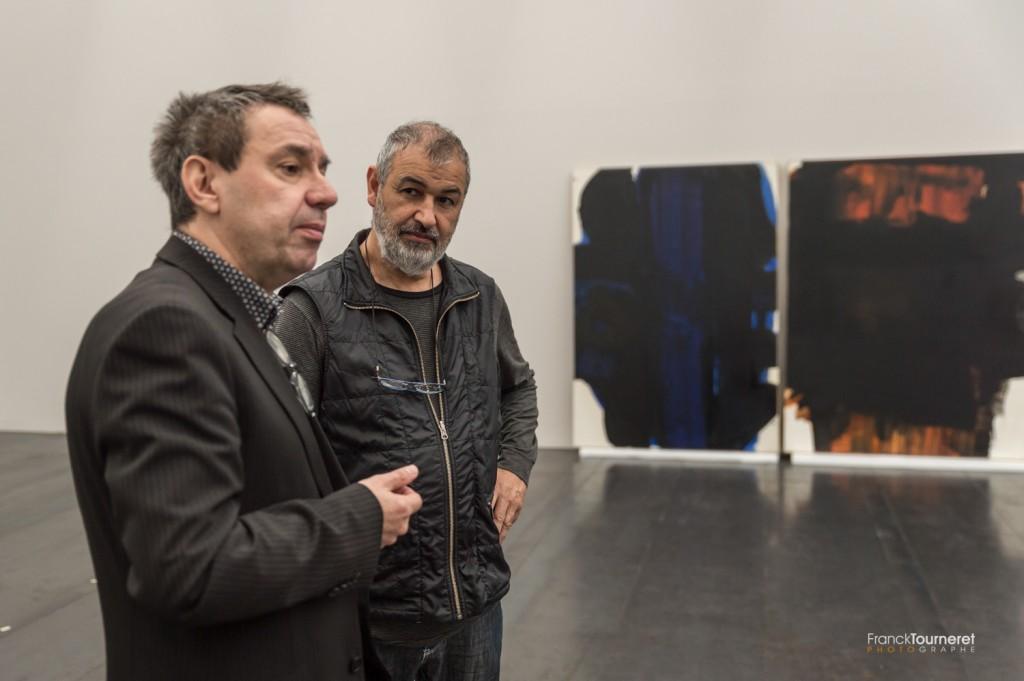 Ramon Vilalta architecte Musée Soulages Benoît Decron