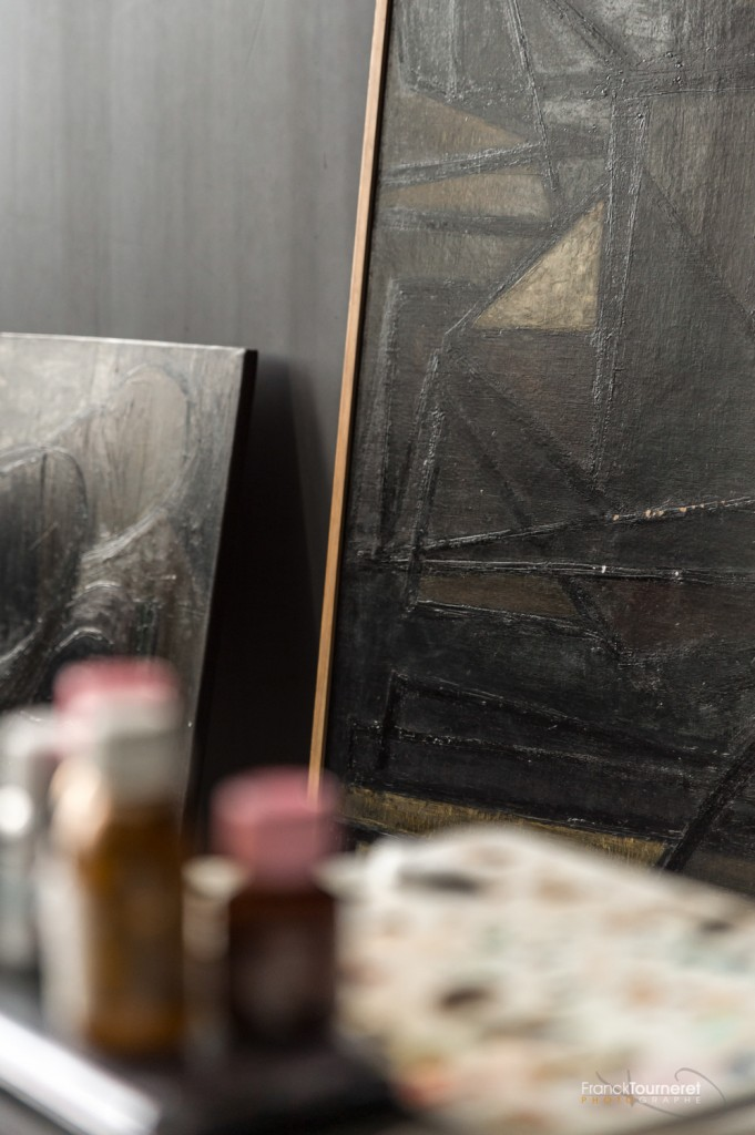 Restauration de peinture