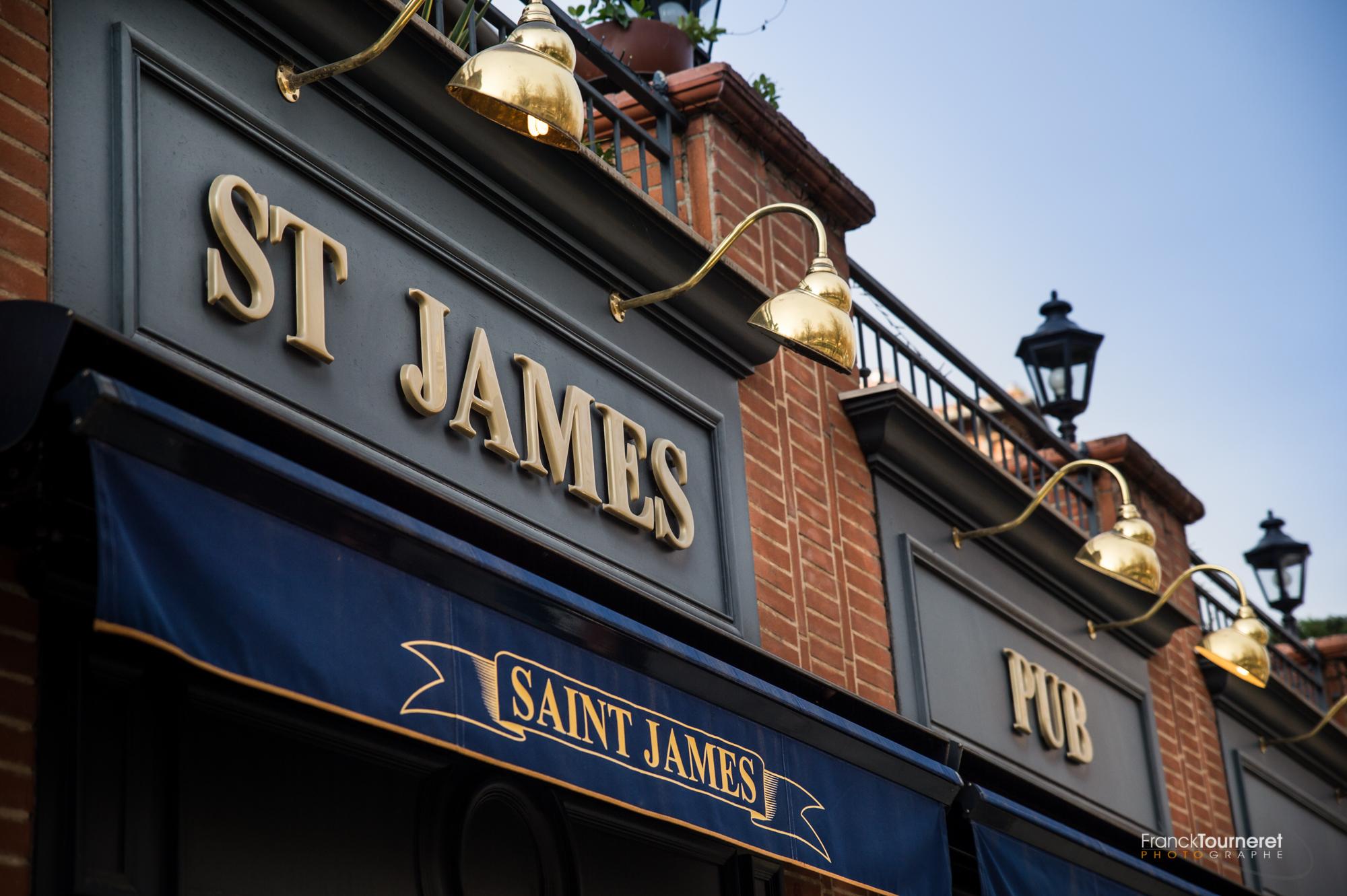 Le Saint-James à Albi