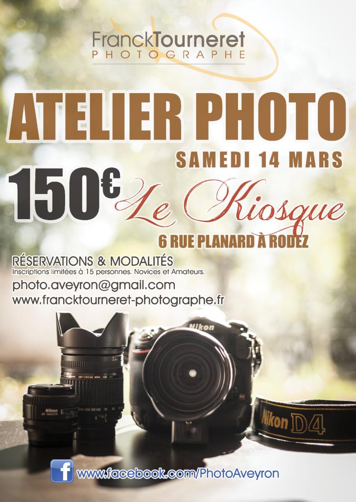 atelier stage photo Rodez Aveyron