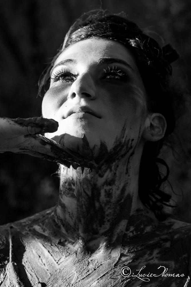 Coulisses Racines 2 par Lucie Thomas