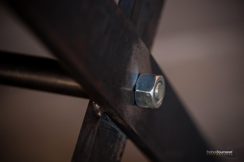 L'ATELIER, marque de mobilier en fer sur-mesure