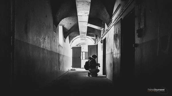 Photo reportage au coeur de l'ancienne maison d'arrêt de Rodez par Franck Tourneret Photographe