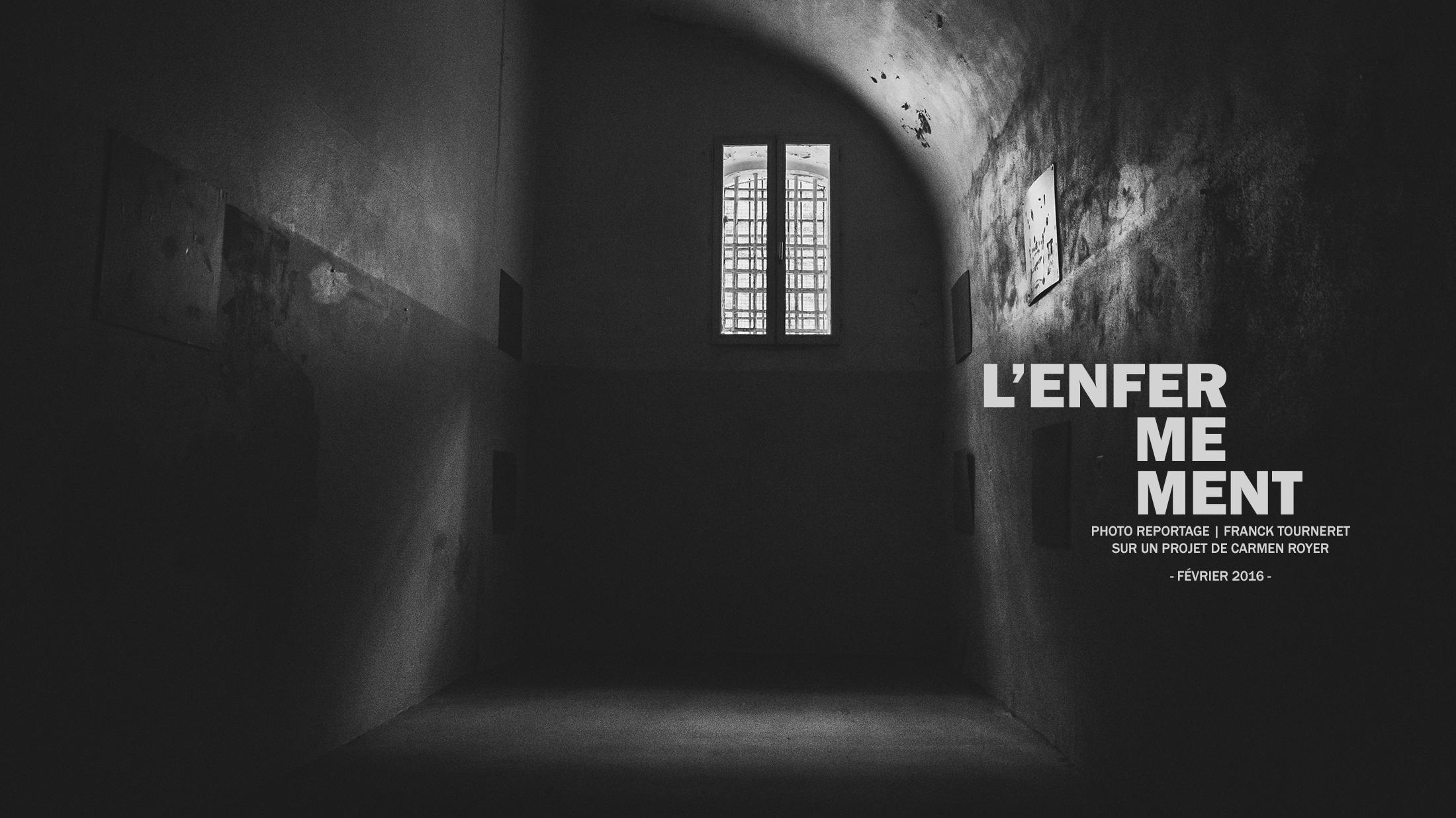 Photo reportage à l'ancienne prison de Rodez