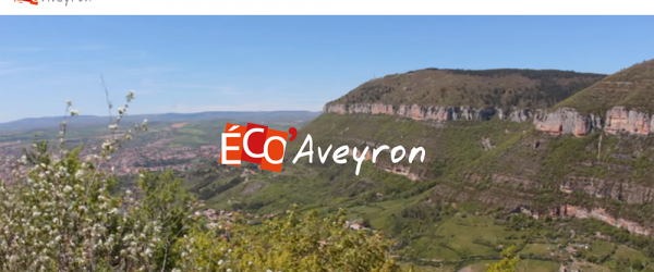 Magazine et site Internet Eco'Aveyron