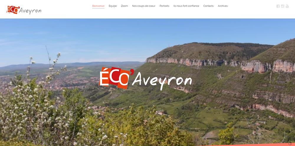 Eco'Aveyron, le nouveau magazine du département