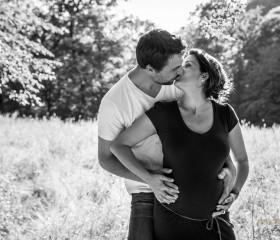 Photo de grossesse par Franck Tourneret