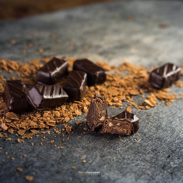 Matthieu Clot Maître Chocolatier par Franck Tourneret Photographe Rodez