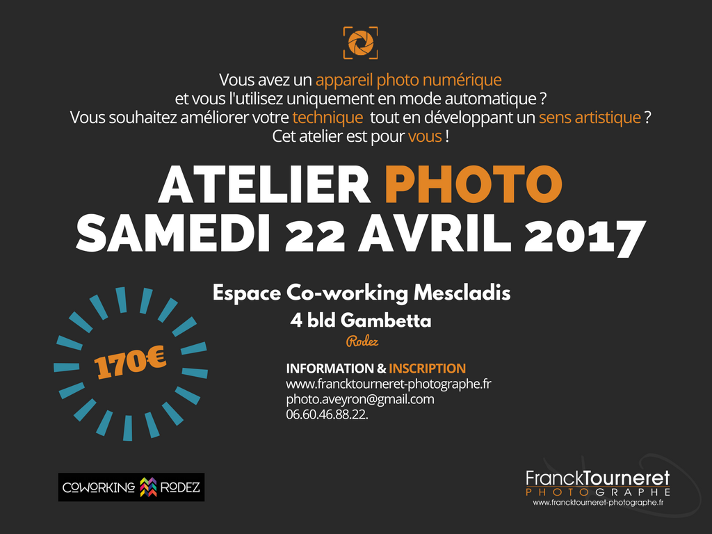 Atelier Photo Franck Tourneret 22 Avril
