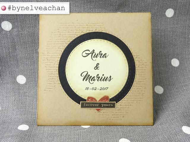 Pochette DVD Mariage par Nelvea Chan !
