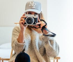 Jessica - A girl with a camera Crédits Photos © Franck Tourneret