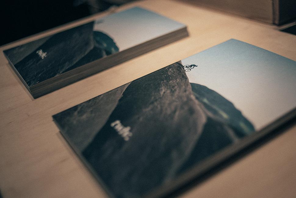Lancement du numéro 2 de twlv par Franck Tourneret Photo Reportage Aveyron