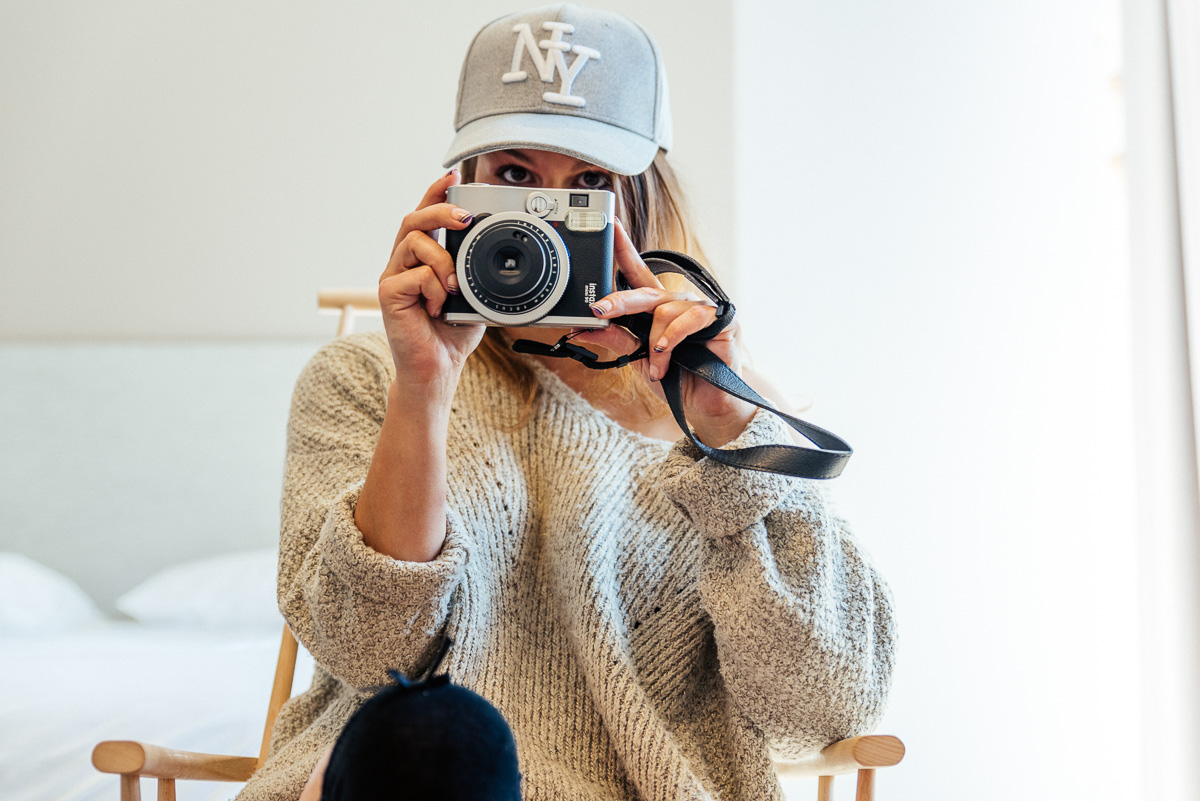 A Girl with a Camera | Jessica