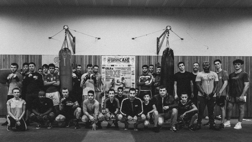 Hurricane Boxing Club - Rodez - Photo Reportage Franck Tourneret