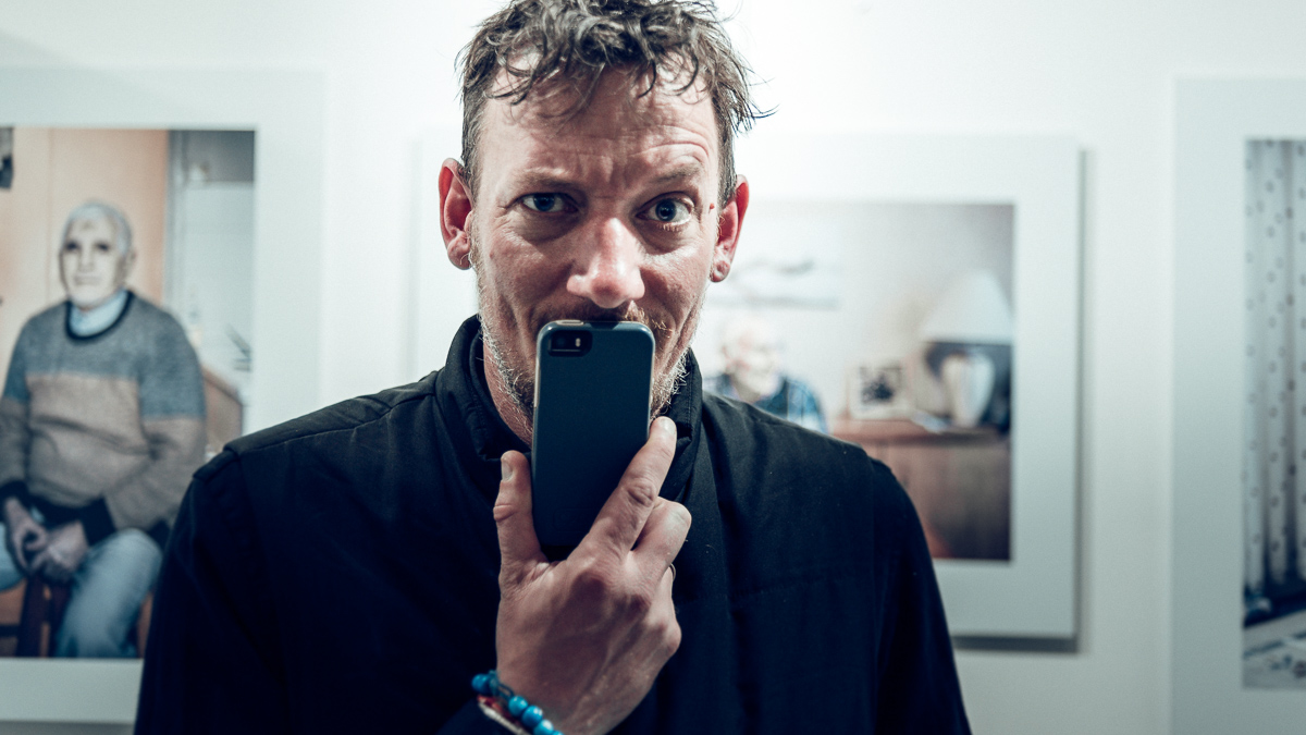Bálint Pörneczi, ce photographe caméléon