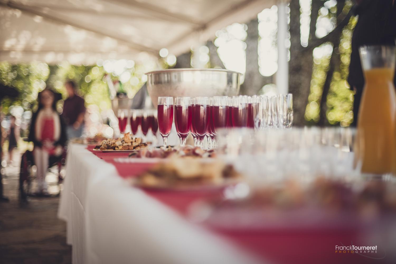 Cocktail ou vin d'honneur : l'instant convivial de votre mariage