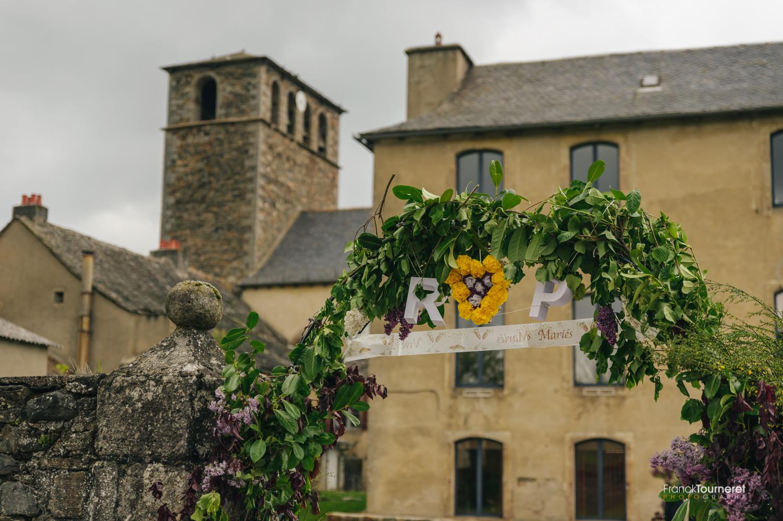 Ils viennent des Etats-Unis et se sont mariés en Aveyron