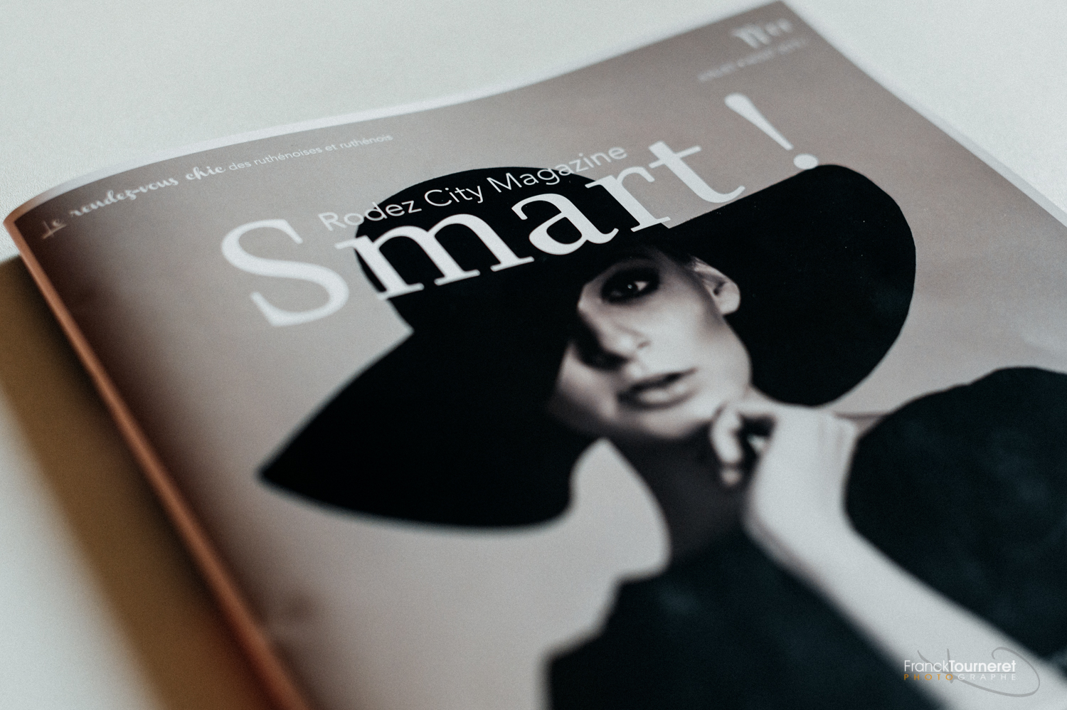 Couverture de Smart! Rodez City Magazine
