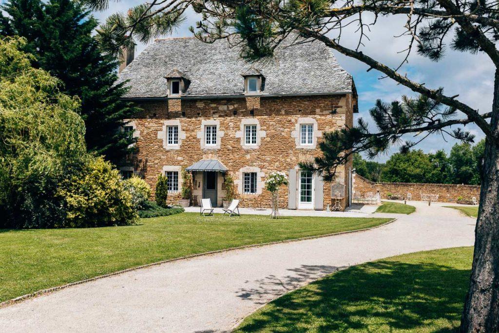 Photos Mariage Clémence et Philippe par Franck Tourneret Photographe Rodez Le Château de Labro Aveyron