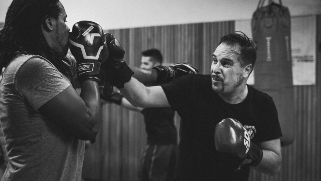 Hurricane Boxing Club - Rodez - Photo Reportage Franck Tourneret
