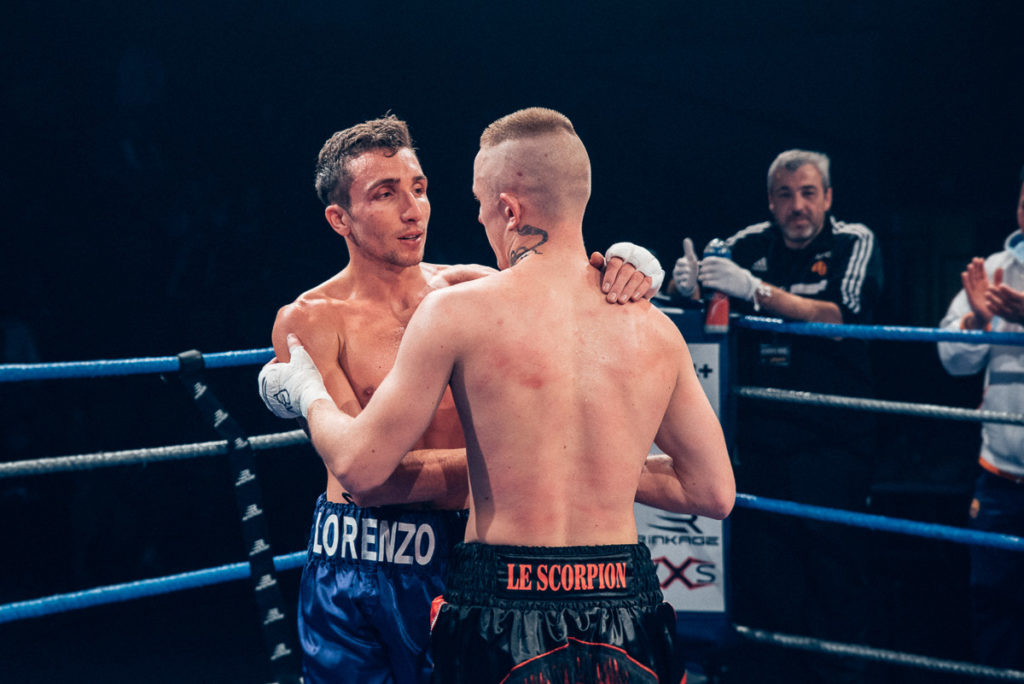 Photo Reportage Boxe Rodez par Franck Tourneret Photographe