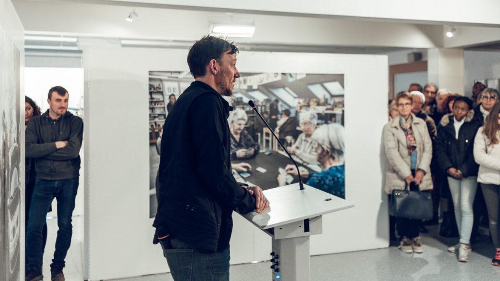 """Exposition """"Les Quatre Saison"""" de Bálint Pörneczi"""