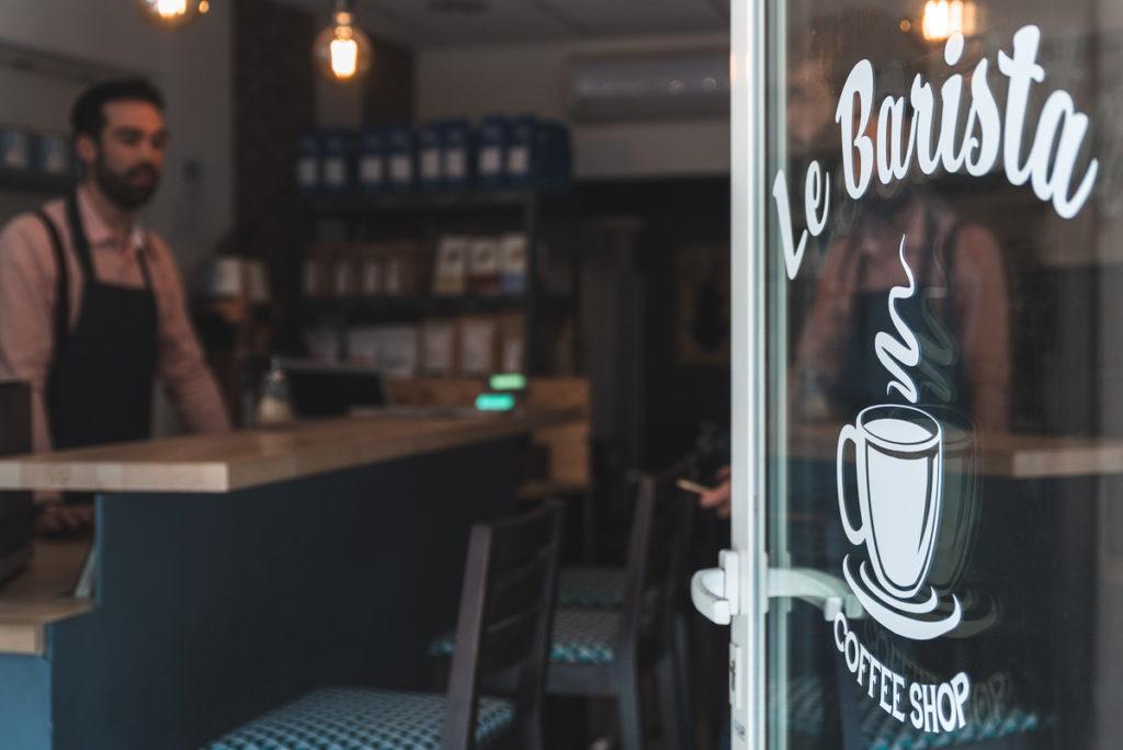 Le Barista, Coffee Shop Rodez - Franck Tourneret Photographe