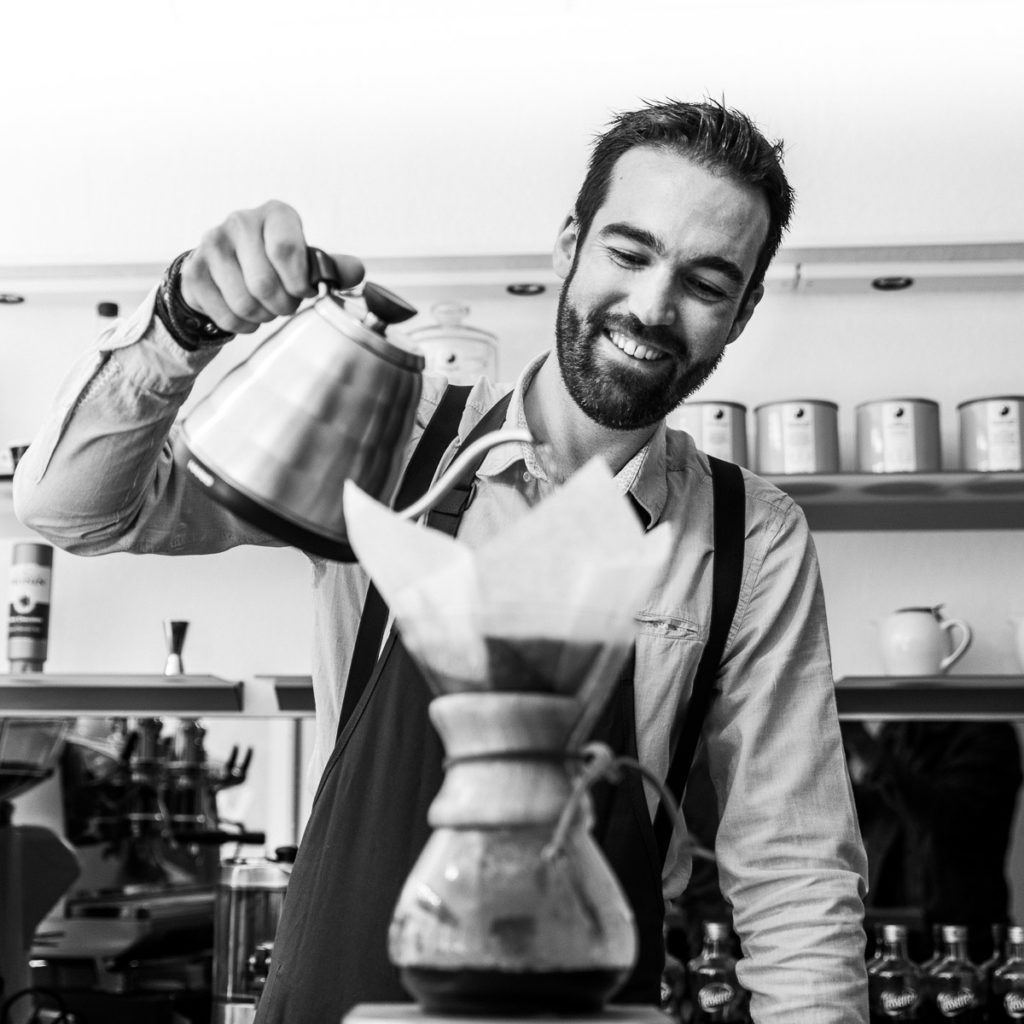 Le Barista, Coffee Shop Rodez - Franck Tourneret Photographe