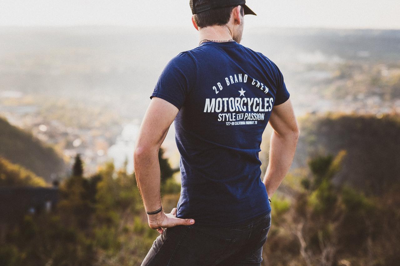 2B Brand Crew Motorcycles