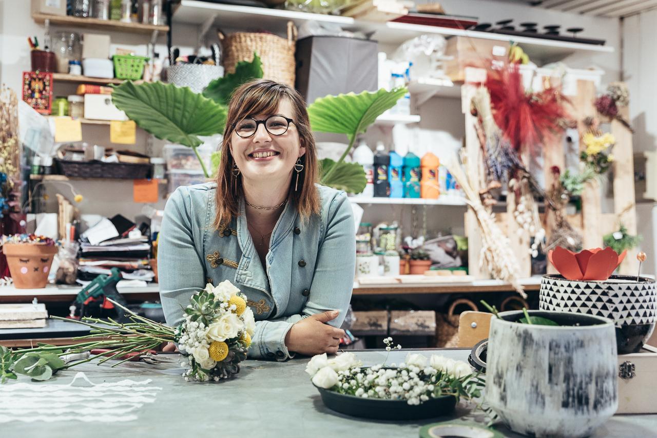 Adeline Thuries – Créatrice Florale