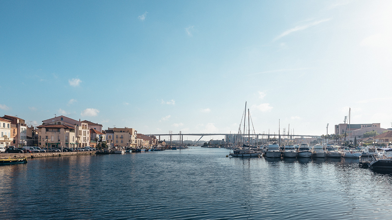 De passage à Martigues