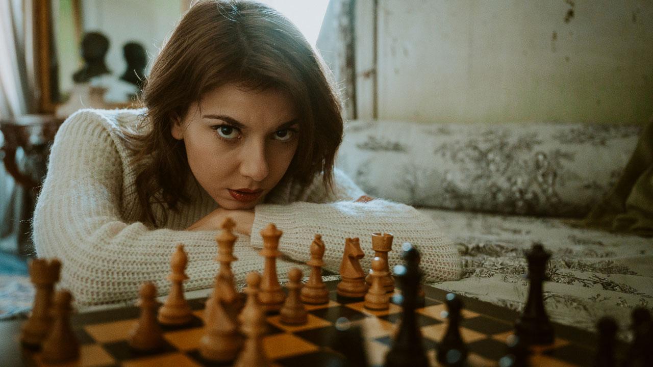 Dans les coulisses de The Queen's Gambit Inspired