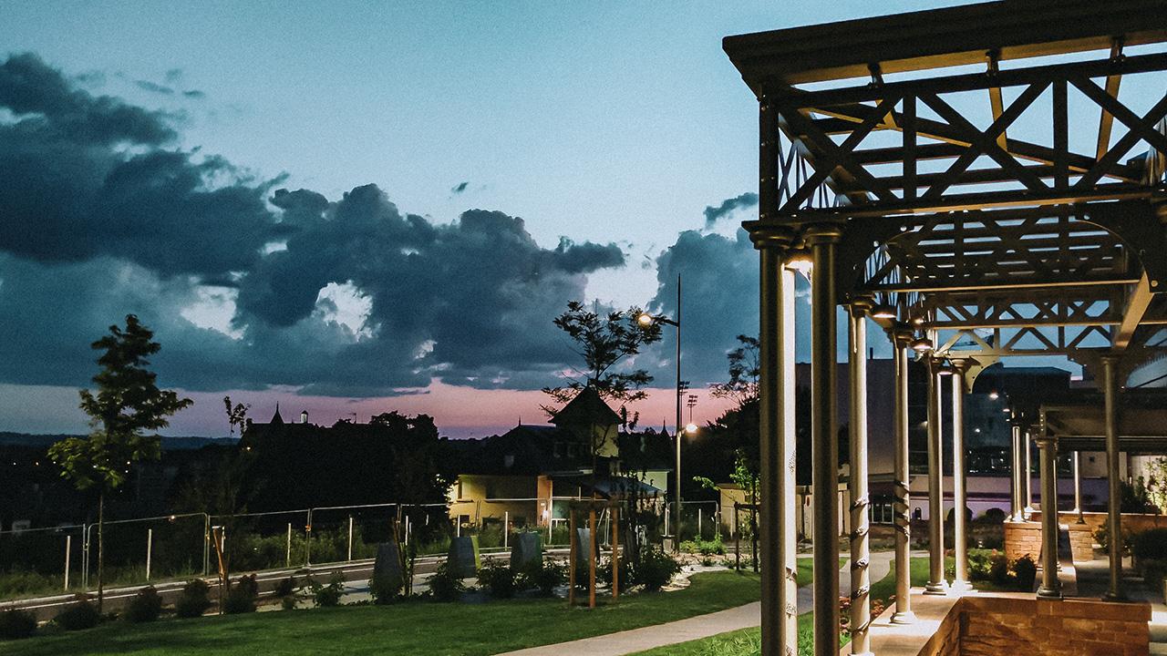Le renouveau du site de Combarel à Rodez